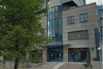 Budynek Orange Labs w Warszawie