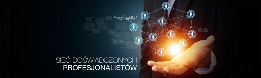 Sieć doświadczonych specjalistów
